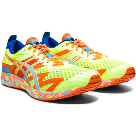 asics Gel-Noosa Tri 12 Shoes Men, safety yellow/arctic sky